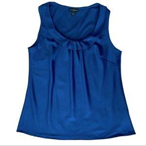 💠 BANANA REPUBLIC Royal Blue Sleeveless Top